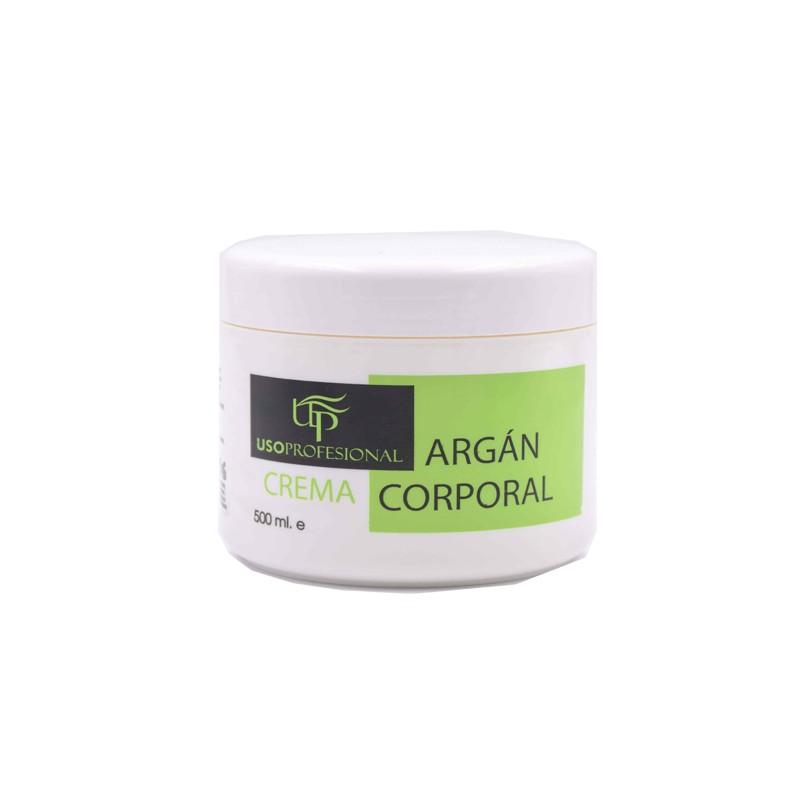 CREMA CORPORAL DE ARGÁN 500 ml.
