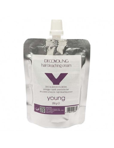 DECOLORACIÓN en crema 250 ml YOUNG