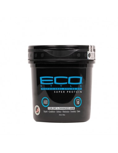 Gel Super Protein 236 ml Eco Styler