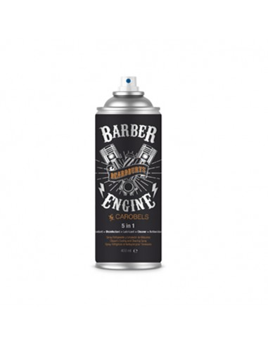 Spray Máquinas 5 En 1 400 ml Beardburys