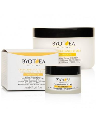 Crema Hidratante 24 h. 50 ml Byotea